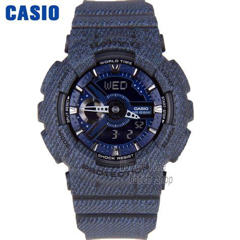 Baby G Ba 110 Blue casio baby g cowboy blue style theme waterproof sport ba 110dc 2a1 in s