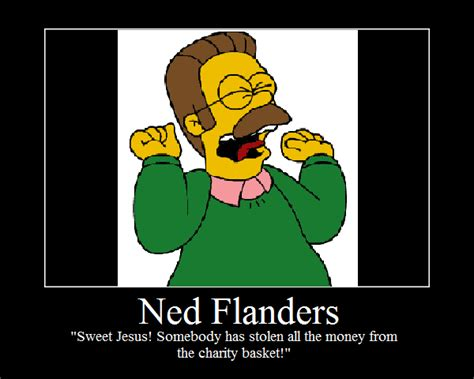 Ned Meme - ned flanders by toonlinkfan1111 on deviantart