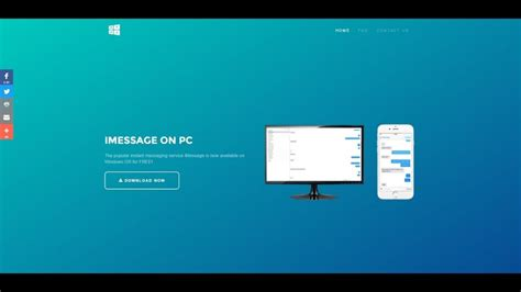 bluestacks imessage how to download and install imessage for windows 10