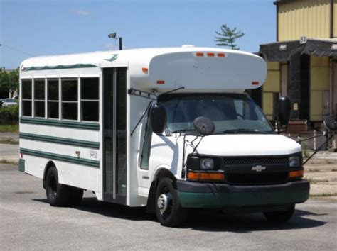 small engine repair training 2004 chevrolet express 3500 on board diagnostic system 2004 chevy 3500 14 passenger bluebird bus 5858 buses mini buses buses for sale