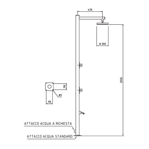 altezza miscelatore doccia soffione doccia altezza termosifoni in ghisa scheda tecnica