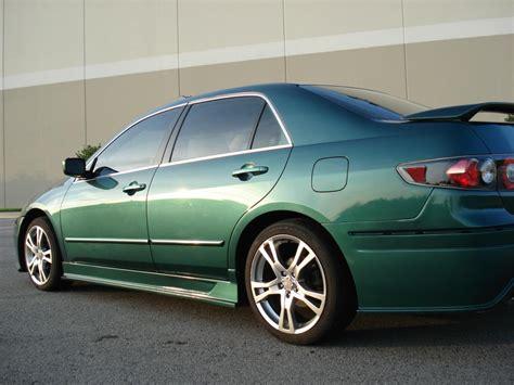 robs 2003 custom green accord honda accord forum