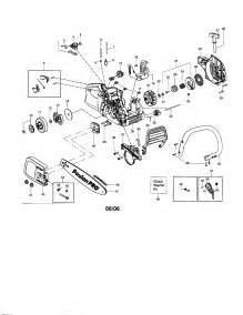 poulan chainsaw diagram poulan wiring diagram free