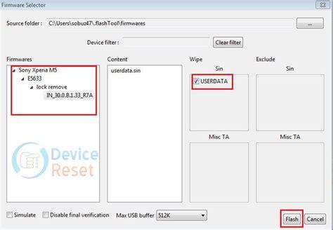 tutorial flash tool sony xperia sony flashtool by androxyde windows version for unlock