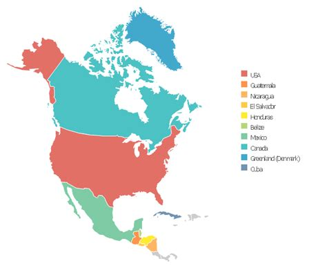 map usa republic america thematic map template usa united states