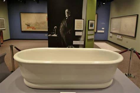 taft stuck in a bathtub weight loss a difficult feat bruitista