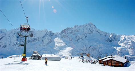passo tonale passo tonale ski trips for schools and groups