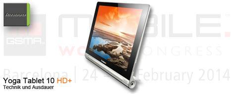 yoga tutorial anfänger mwc 2014 lenovo yoga tablet 10 hd vorgestellt