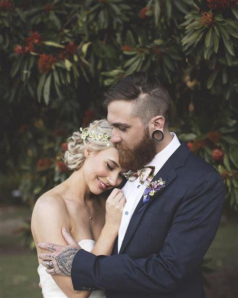 tattooed bearded couple 31 best images about beard couples on pinterest beard