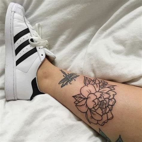 tattoo care boots shoes tattoo flowers adidas superstar white black