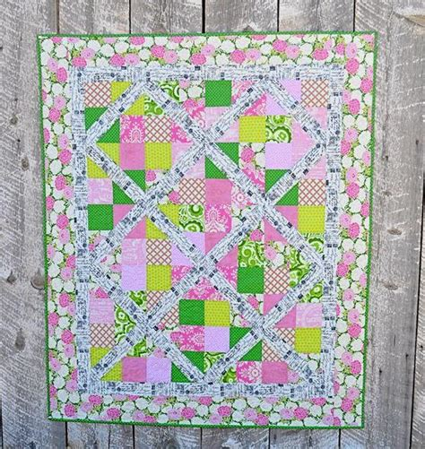 Free Quilting Ebooks by 4 Patch Slice Quilt Favequilts