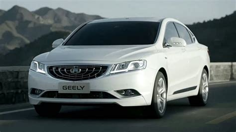 Geely Car Wallpaper Hd by 2017 Geely Emgrand Gt Hd Car Wallpapers Free