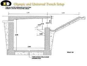 briley mfg olympic bunker trap installation and wiring information