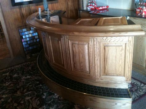 milwaukee woodwork custom home bars