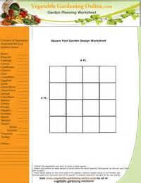 printable square foot garden planner vegetable garden worksheets garden diary zone chart