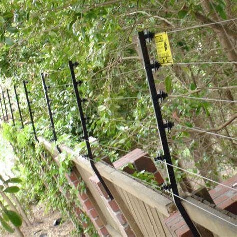 electric fences electric fencing exle gallery the electric fencing company