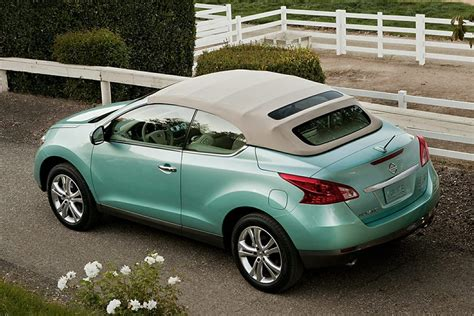 nissan crosscabriolet nissan murano crosscabriolet reviews specs and prices