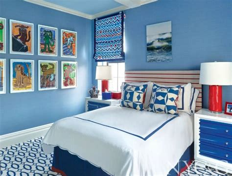 Blue Boys Bedroom by 17 Best Ideas About Boys Blue Bedrooms On Deco
