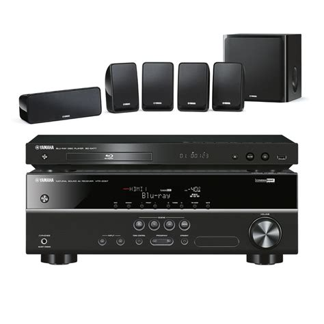 Yamaha Htr 2067 Av Receiver 5 1ch bd pack 1810 overview home theater systems audio