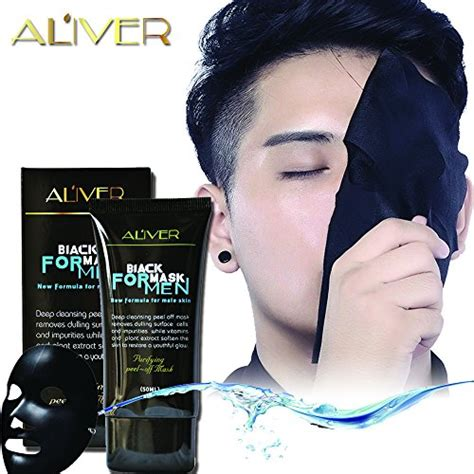 Vrl Detox Ingredients by Aliver Blackhead Remover Mask Cleansing Purifying
