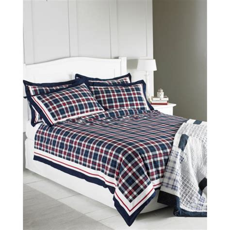 Navy Quilted Bedspread Riva Paoletti Nantucket Navy Patchwork Quilted Bedspread