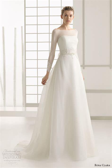 rosa clara  wedding dresses preview wedding inspirasi