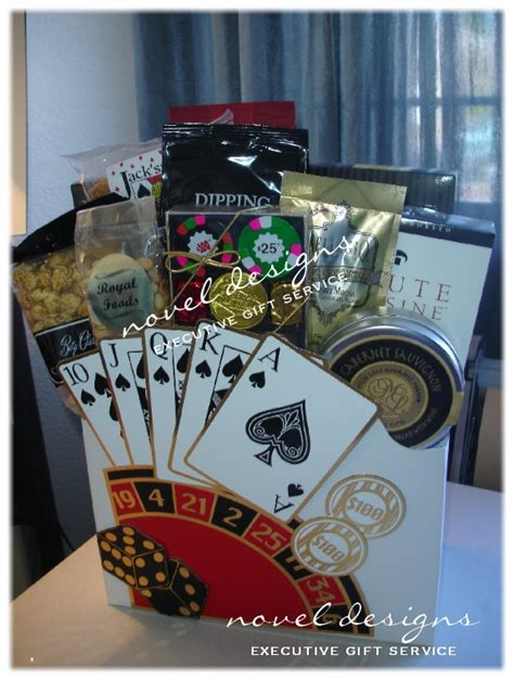 themed gift box ideas 1000 images about las vegas gift baskets on pinterest