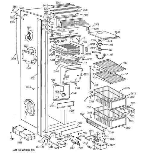 kitchen aid appliance parts kitchenaid refrigerator parts diagram besto blog