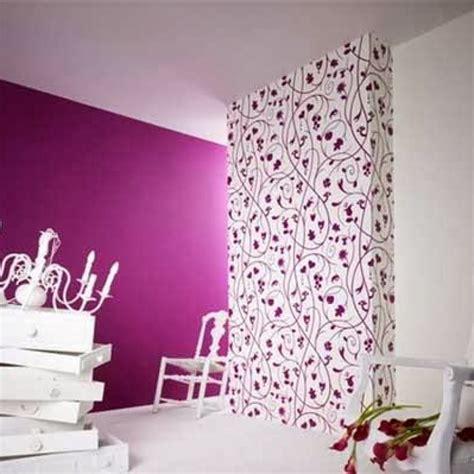 wallpaper dinding warna 10 inspirasi desain wallpaper dan stiker dinding rumah