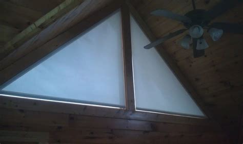 triangle window coverings triangle windows traditional other metro by