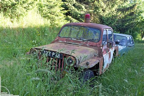 Revisited Willys Mb Jeep With Renault R4 Body Conversion