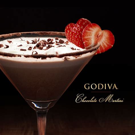 godiva chocolate martini baileys godiva chocolate martini 0 75 oz godiva 174 chocolate vodka