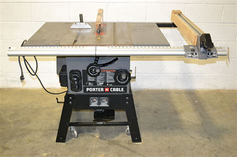 porter cable table saw pcb270ts porter cable pcb270ts 10 table saw the equipment hub