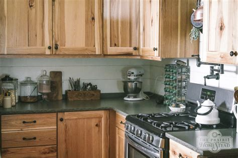 diy kitchen backsplash 2018 diy shiplap kitchen backsplash the prairie homestead