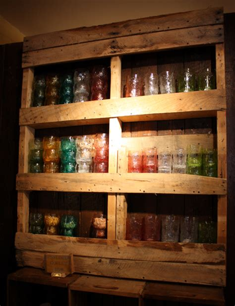 Pallet Ideas by 7 Pallet Rack Design Ideas Great For Repurposing And