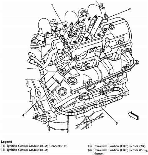 gm 3 1l v6 engine diagram gm free engine image for user