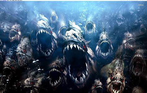 film blue wallpaper piranha movie wallpaper hd wallpaper movies wallpapers