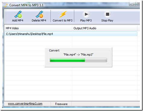 format converter mp4 to mp3 how to convert mp4 to mp3 easily for free