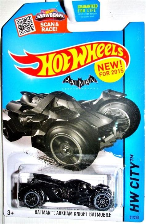 Batman Arkham Batmobile Hw City batman arkham batmobile wheels 2015 hw city