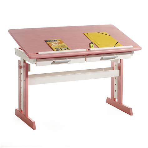 bureau enfant reglable bureau enfant 233 colier r 233 glable en hauteur et plateau