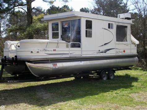 sun tracker pontoon for sale 2008 used sun tracker party cruiser 32 regency pontoon