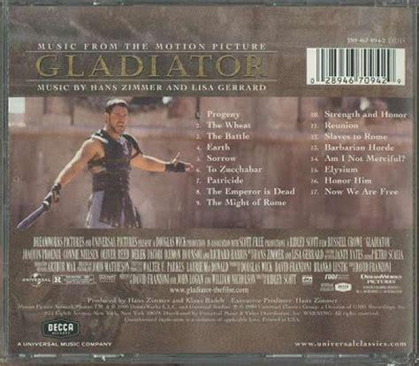film gladiator en francais complet simon du fleuve gladiateur musique du film