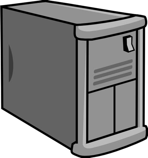 server clipart web virtualization server clip at clker vector