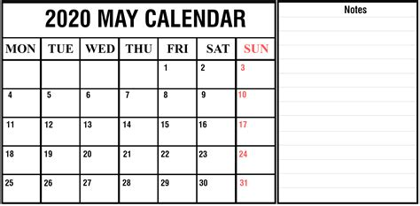 calendar printable template   word excel