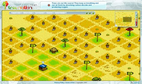tree mapping software replanting the desert one tree at a time the sietch