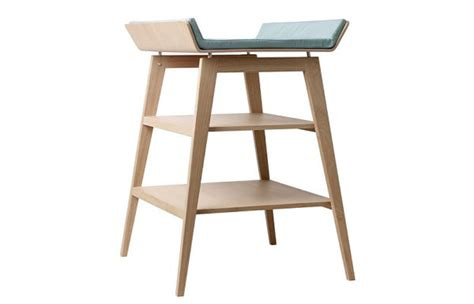 Leander S Linea Collection Is The Danish Nursery Furniture Leander Change Table