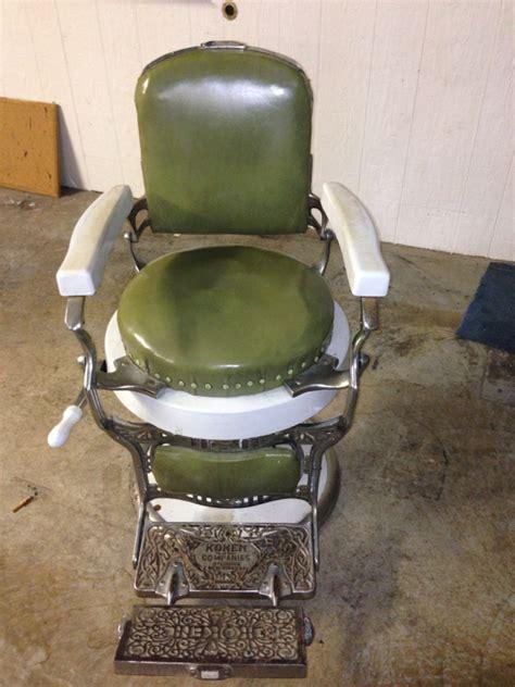 Vintage Barber Chair For Sale - antique koken barber chair for sale make an offer the nest