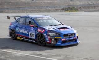 Subaru Racing Cars Car And Driver