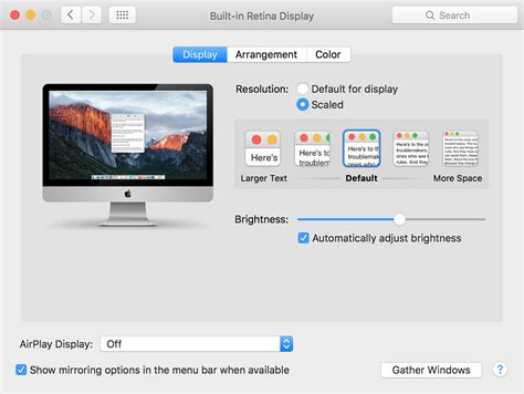Mac Retina Display how to take a screenshot on macbook pro retina display