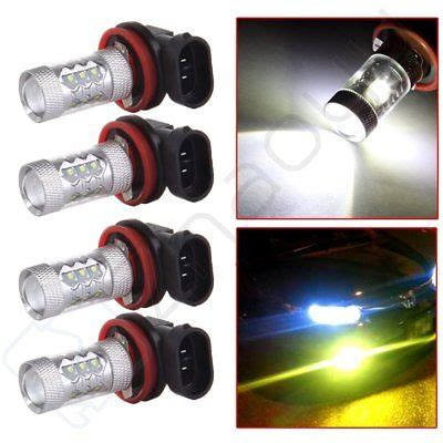 H11 H8 Cree Smd Led cree h11 h8 16 smd bright white 3535 light led for